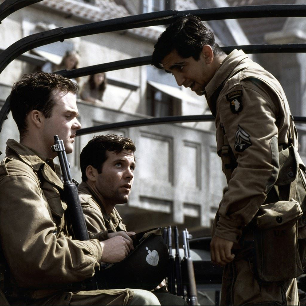 Band Of Brothers Serie