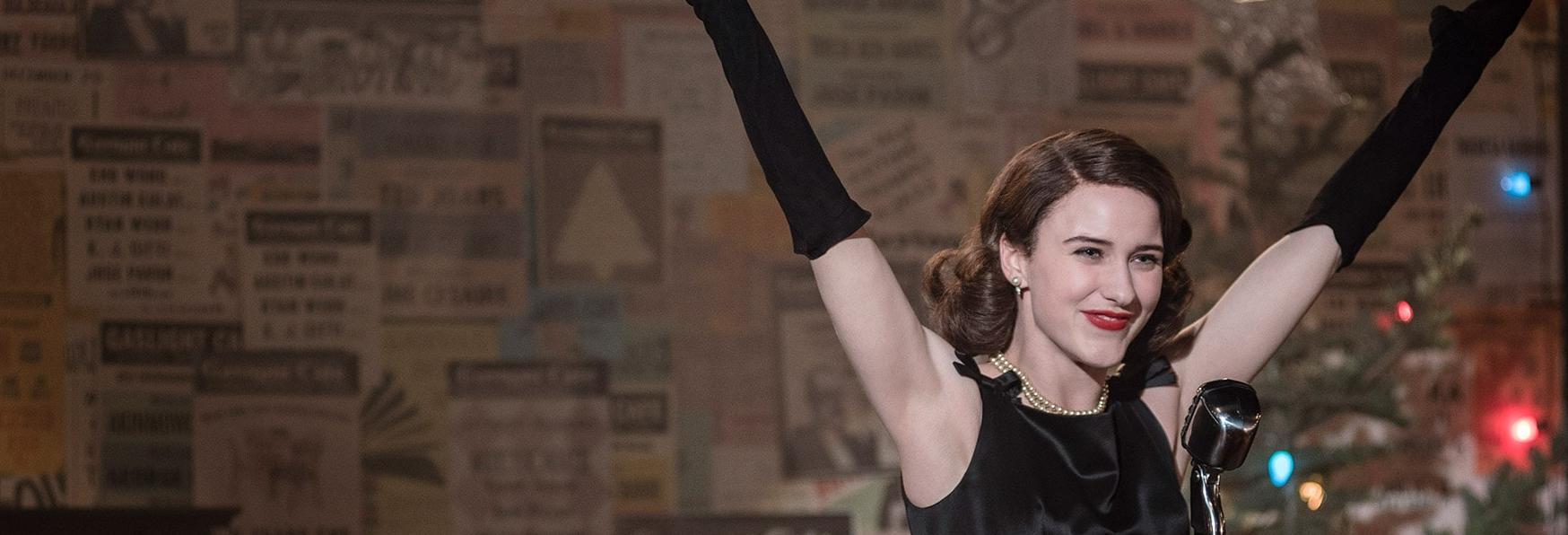 The Marvelous Mrs. Maisel 2: torna a dicembre! Il trailer della seconda stagione