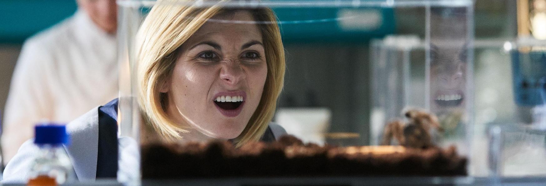 Recensione di Doctor Who 11x04: la Gioia degli Aracnofobici
