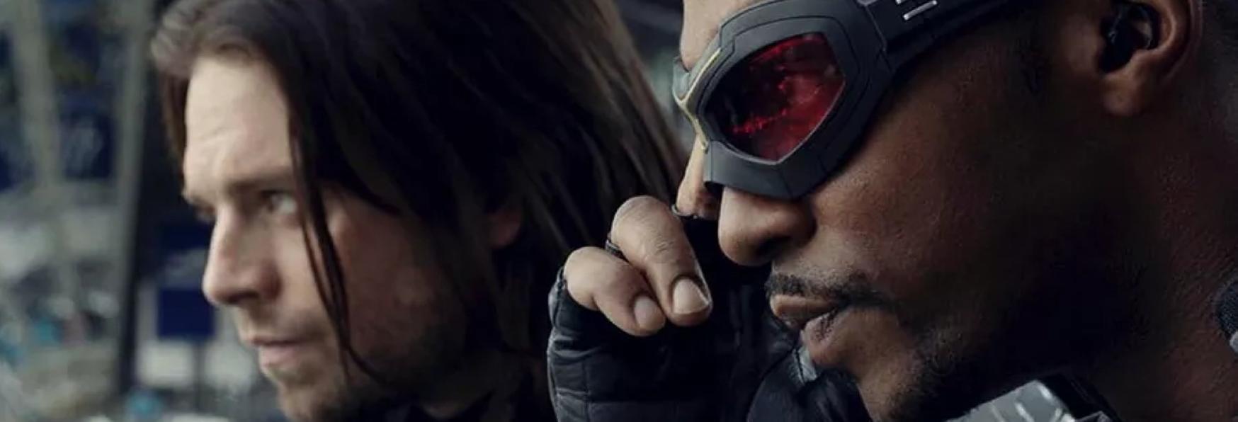 Disney svilupperà una miniserie su Falcon e Winter Soldier