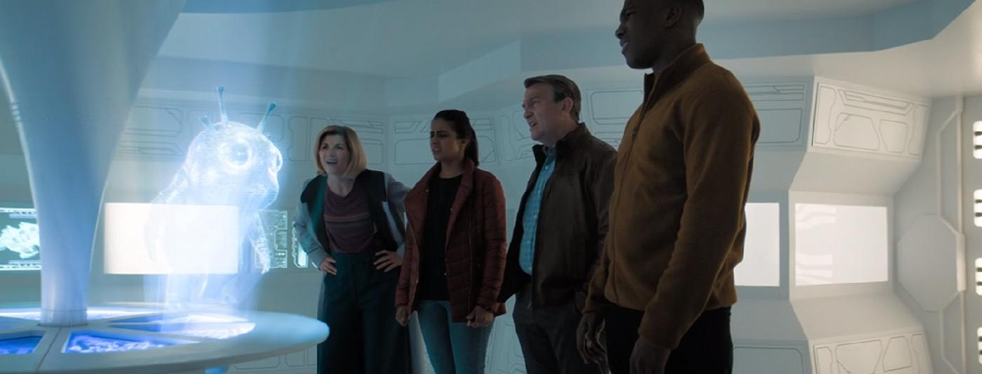 Recensione di Doctor Who 11x05: The Tsuranga Conundrum