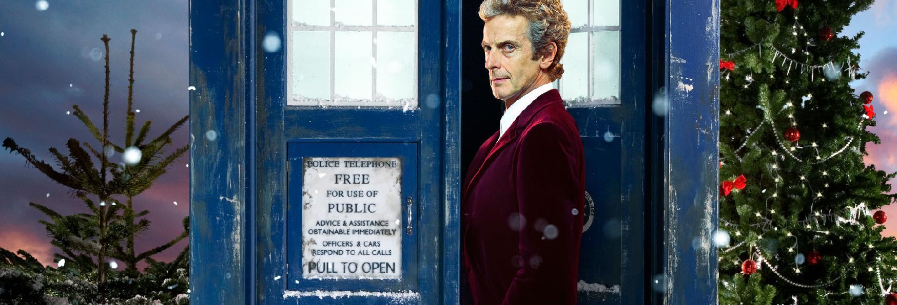 Doctor Who: sembra che non ci sarà uno Special di Natale quest'anno