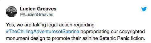 """""""Le terrificanti avventure di Sabrina"""" rischia la cancellazione da Netflix?"""