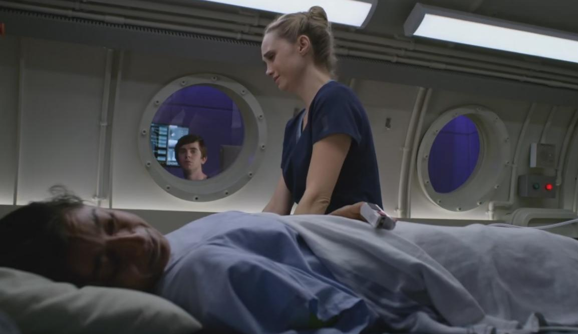 The Good Doctor 2x06: Come sistemi la carta igienica in bagno?