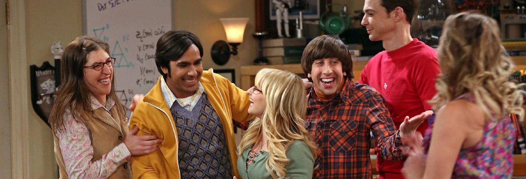 The Big Bang Theory 12x08: The Consummation Deviation