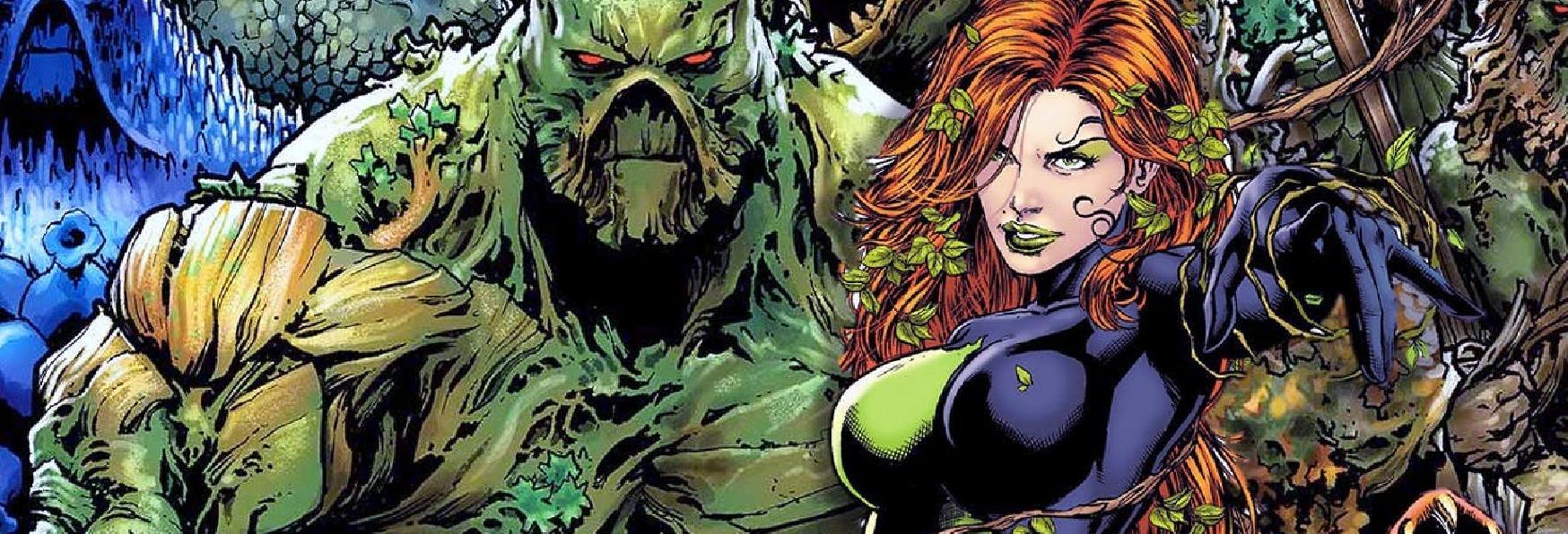 Iniziate le riprese di Swamp Thing, la nuova Serie DC Universe