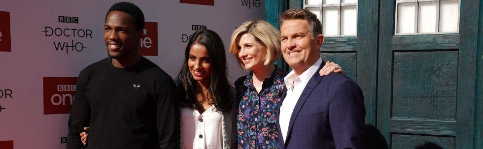 Rumors: Doctor Who nel 2019, Chibnall e Whittaker lasceranno lo show?