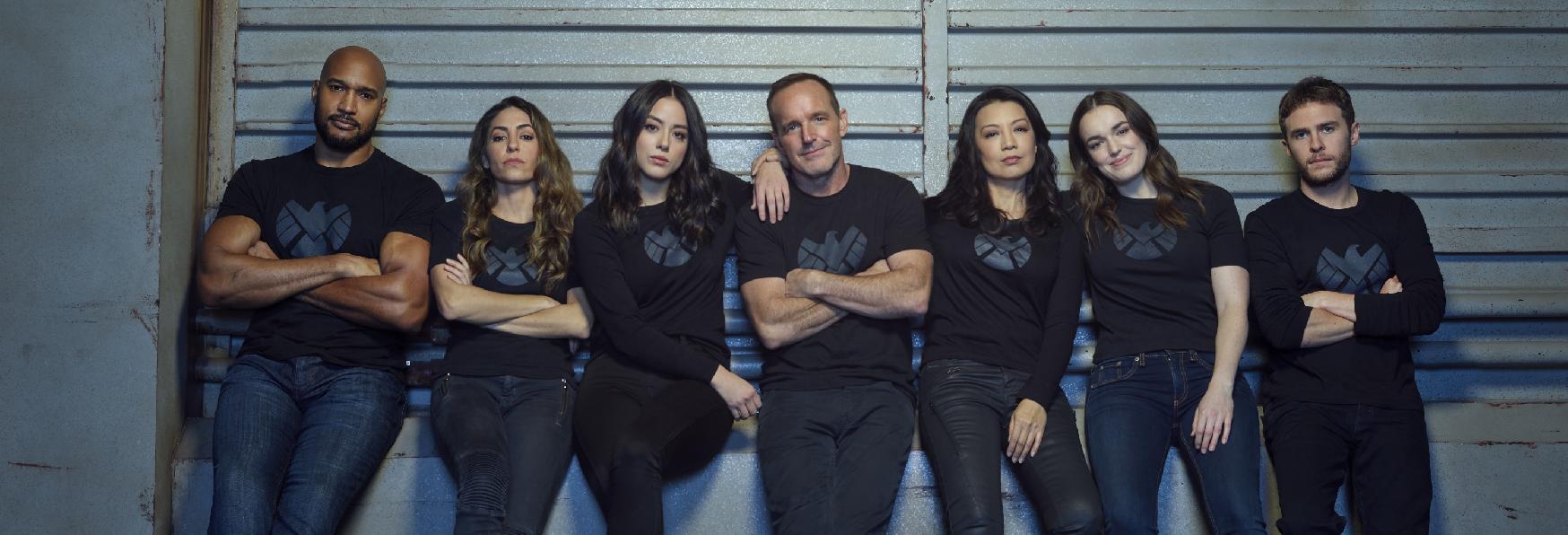 Agents of S.H.I.E.L.D. rinnovata per una 7° Stagione ancor prima della Sesta