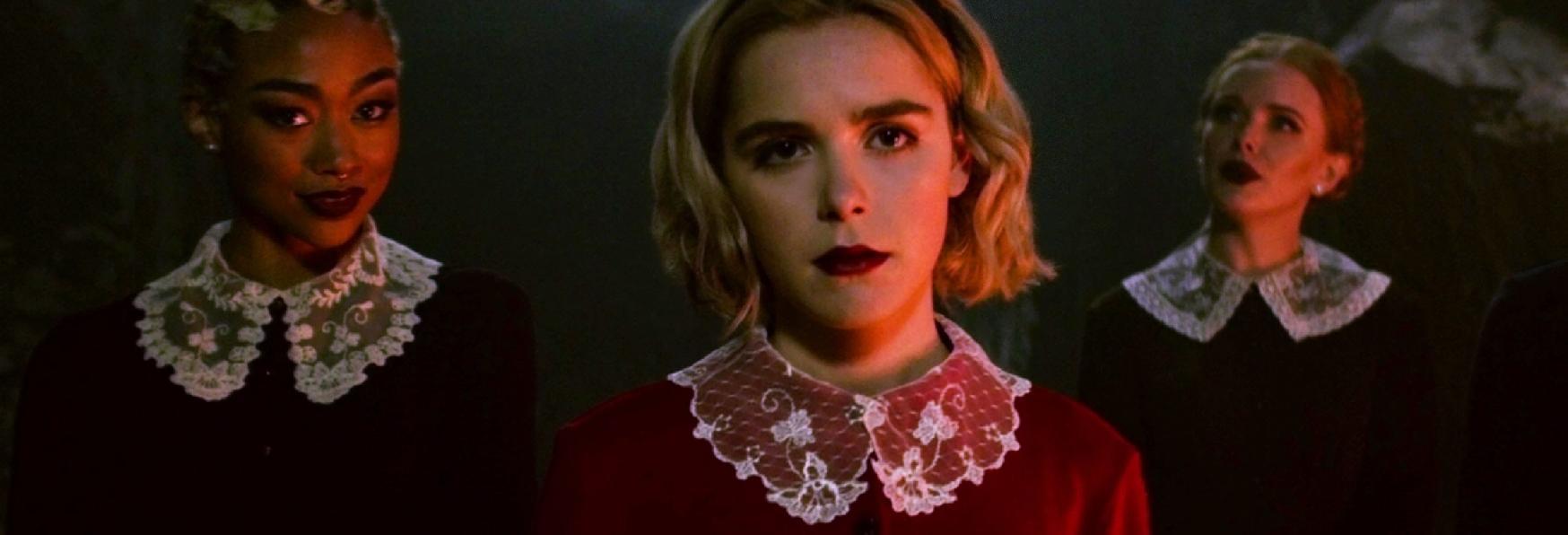 Chilling Adventures of Sabrina: Compromesso trovato col Tempio Satanico