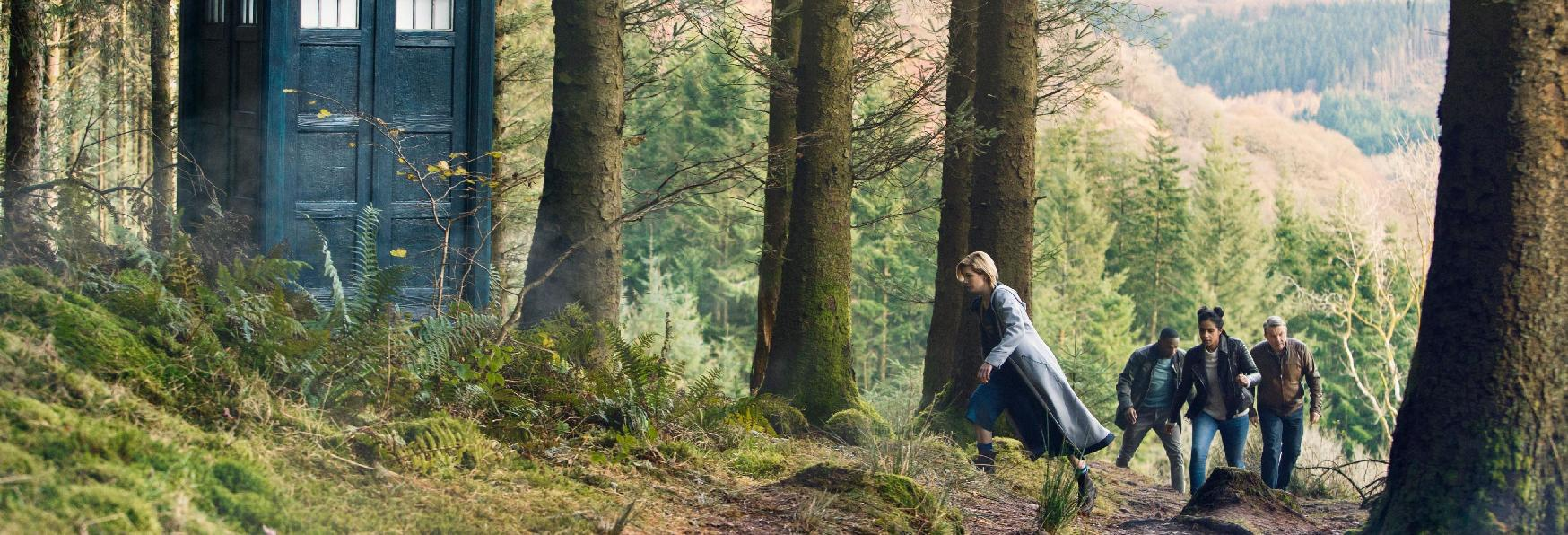 Recensione di Doctor Who 11x09: It Takes You Away