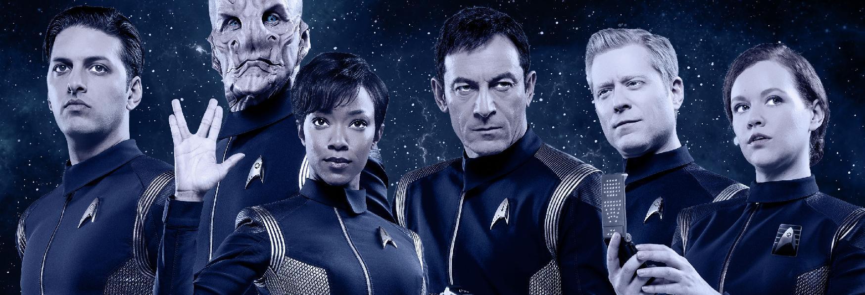 Star Trek: Discovery nominata ai GTV Award