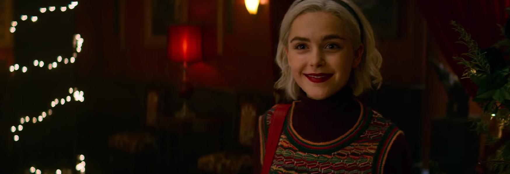 Le Terrificanti Avventure di Sabrina: svelato il Trailer dello Special Natalizio