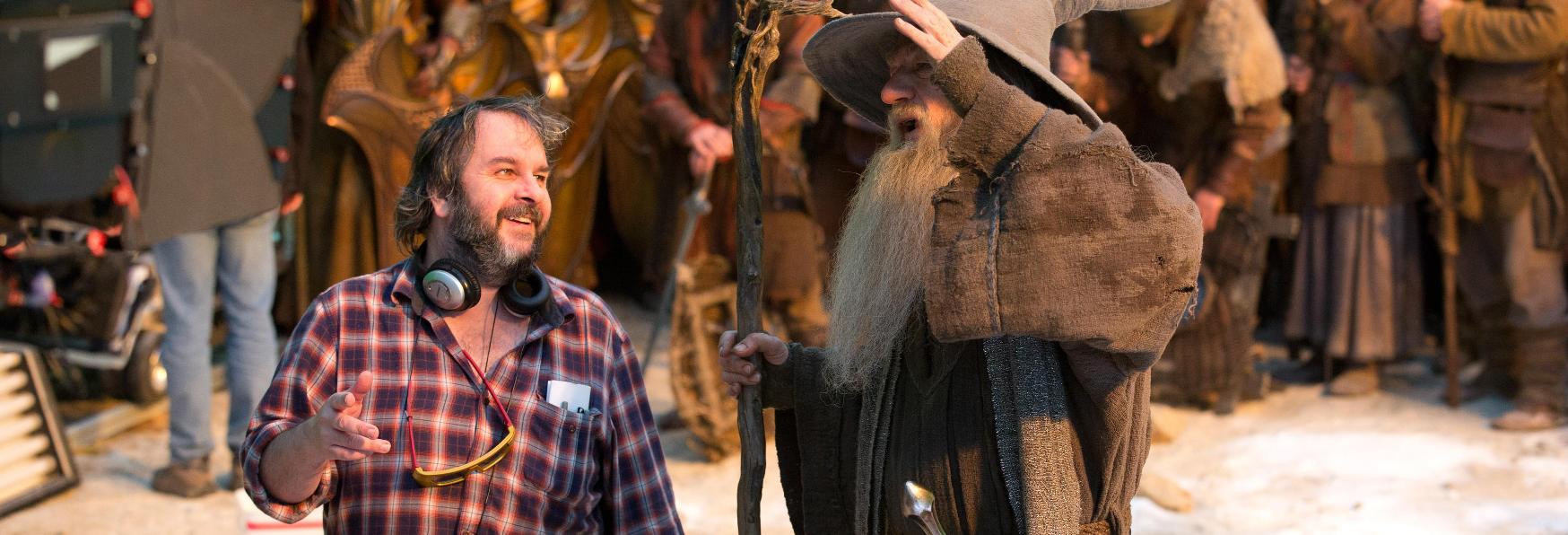 Peter Jackson disponibile per collaborare alla Serie su Il Signore degli Anelli