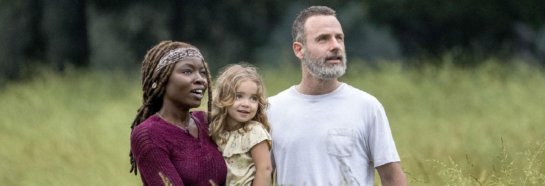 The Walking Dead: AMC motiva lo Spoiler sull'Addio di Rick