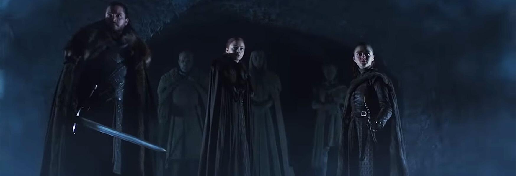 Game of Thrones 8 arriva il 14 aprile, rilasciato il Teaser