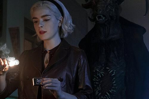 Chilling Adventures of Sabrina: Netflix rilascia le prime Foto della 2° Parte
