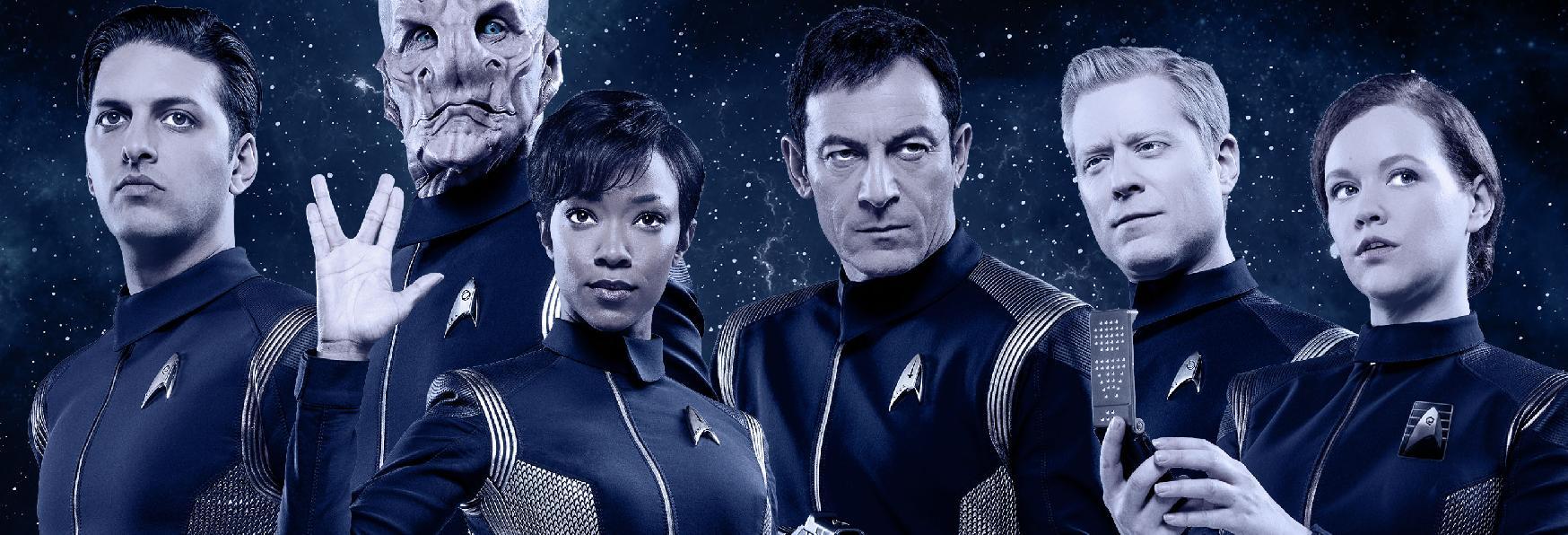Star Trek Discovery: gli Sceneggiatori al lavoro sulla 3° Stagione