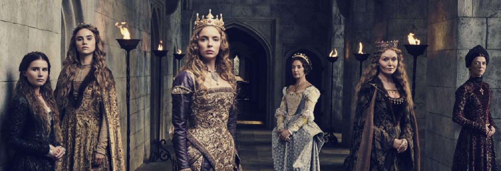 The Spanish Princess: il trailer della miniserie sull'Inghilterra dei Tudor