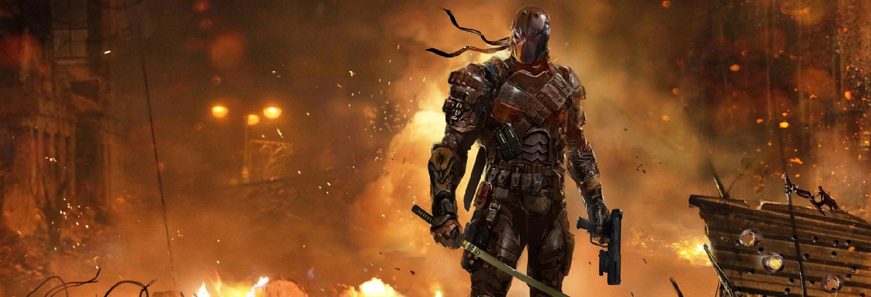 Titans: nella Seconda Stagione arriva il famigerato Deathstroke