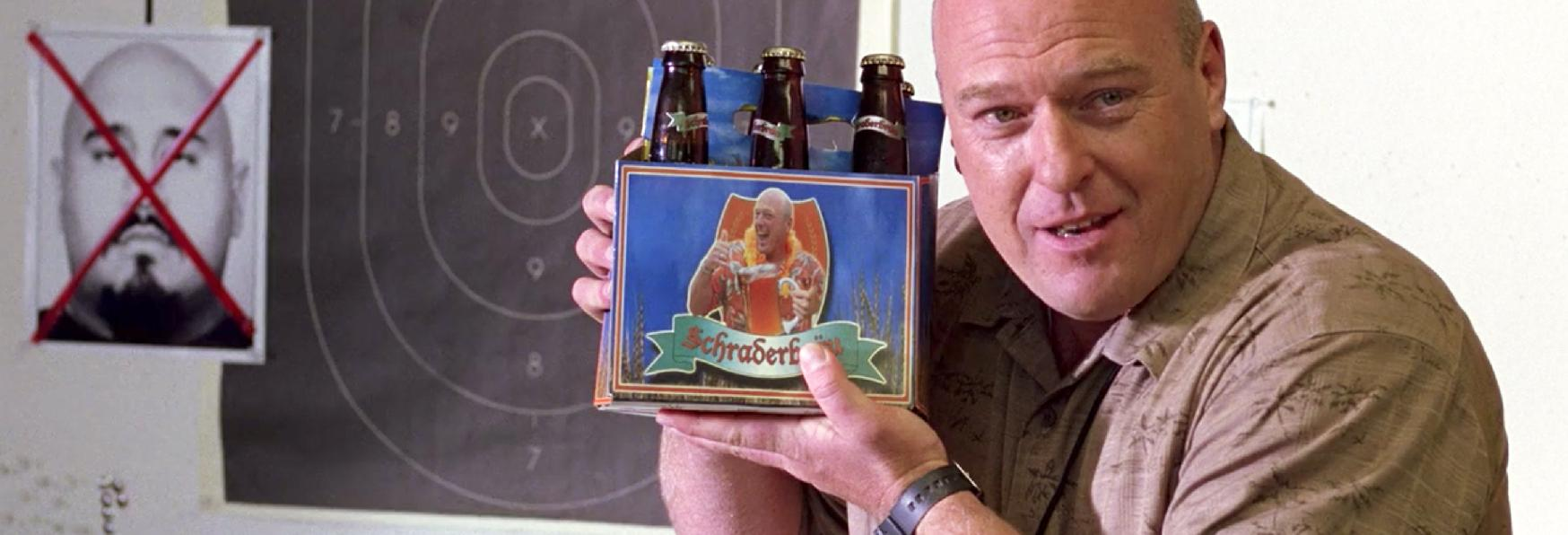 Breaking Bad: la Schraderbräu, Birra Artigianale di Hank è Realtà