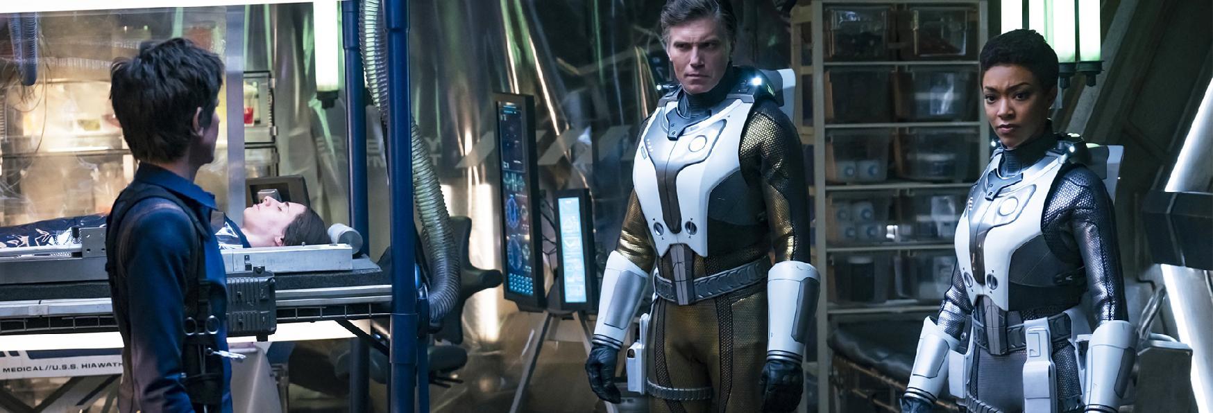Star Trek: Discovery 3 in Linea con la Serie TV Originale