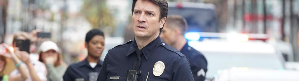 The Rookie: la Serie TV con l\'Attore Nathan Fillion arriva su Rai 2