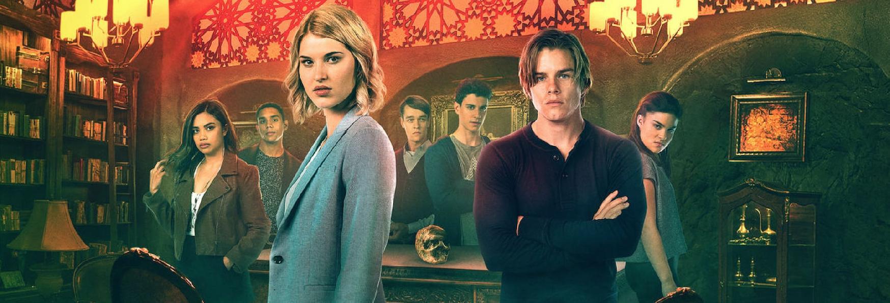 The Order: la Serie Netflix è stata Rinnovata per una 2° Stagione