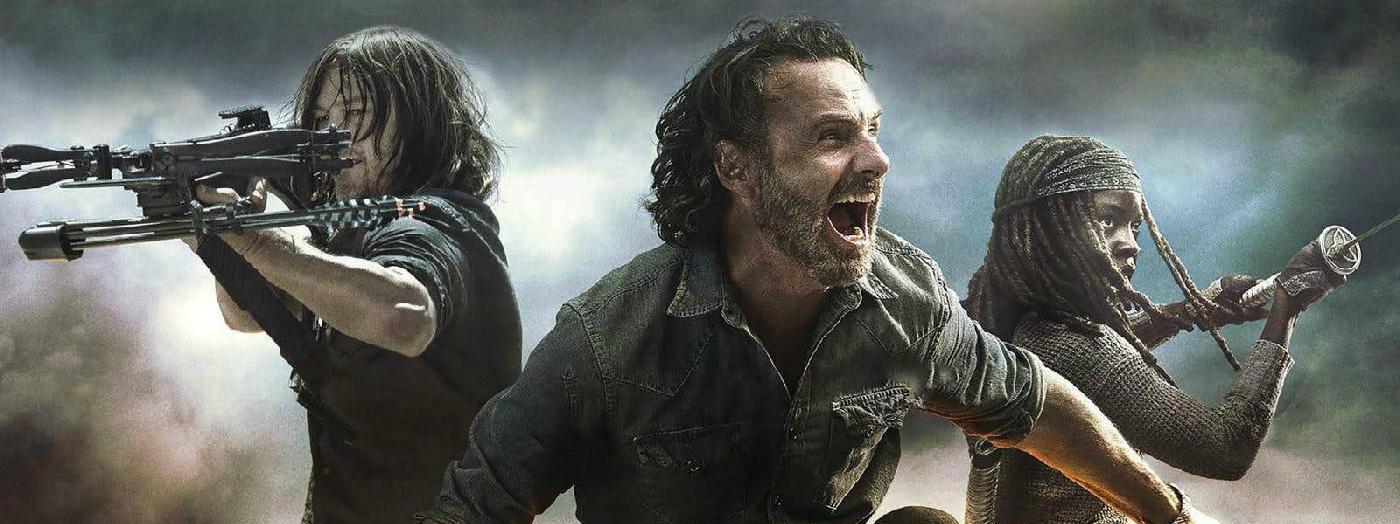 AMC Annuncia un nuovo Spin-off della Serie Zombie The Walking Dead