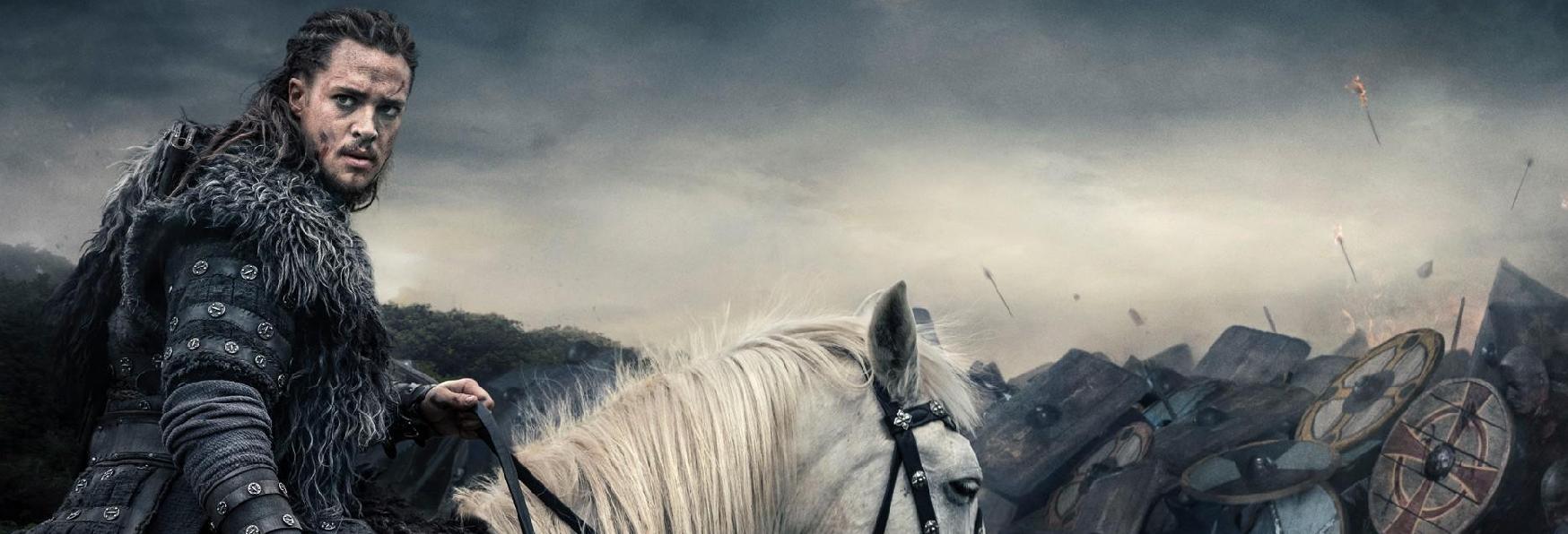 The Last Kingdom: annunciato il Rinnovo per una 4° Stagione.