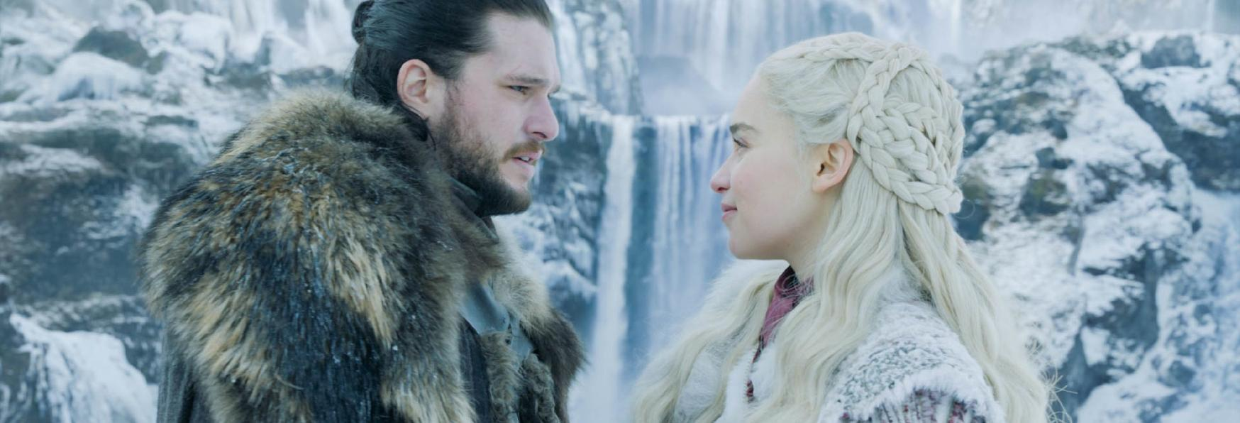 Game of Thrones: Ascolti da Record per l'Episodio 8x01 della Serie HBO
