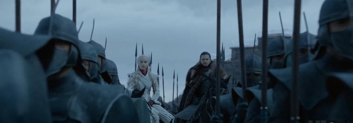 Game of Thrones 8x01: Dietro le Quinte con la Crew della Serie