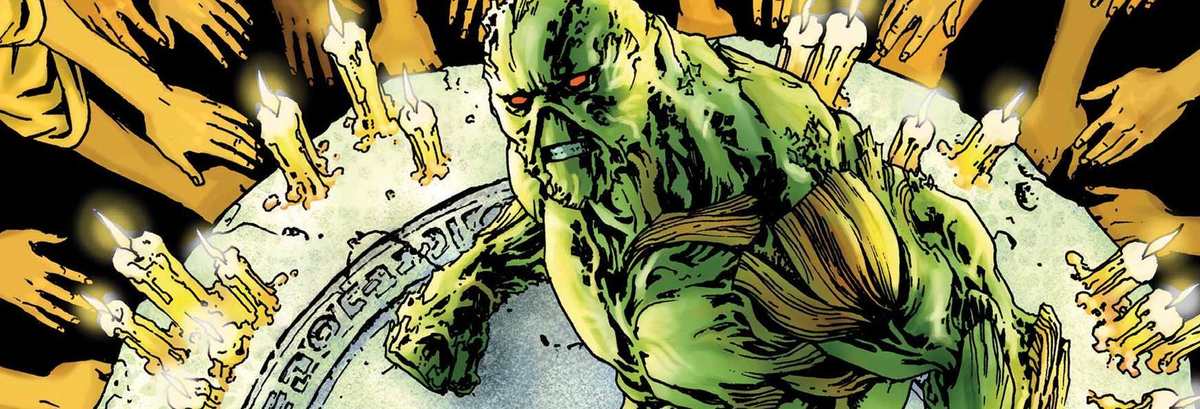 Swamp Things: interrotta dopo solo 10 Episodi. Il futuro DC è incerto.