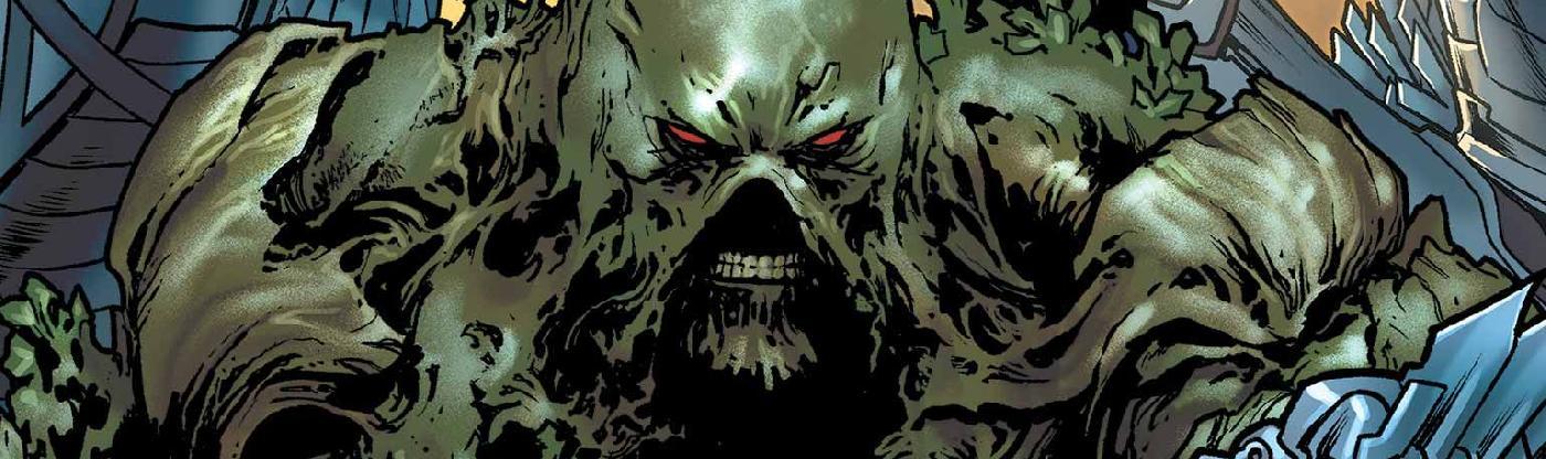 Swamp Thing: il primo Teaser Trailer della Nuova Serie TV DC