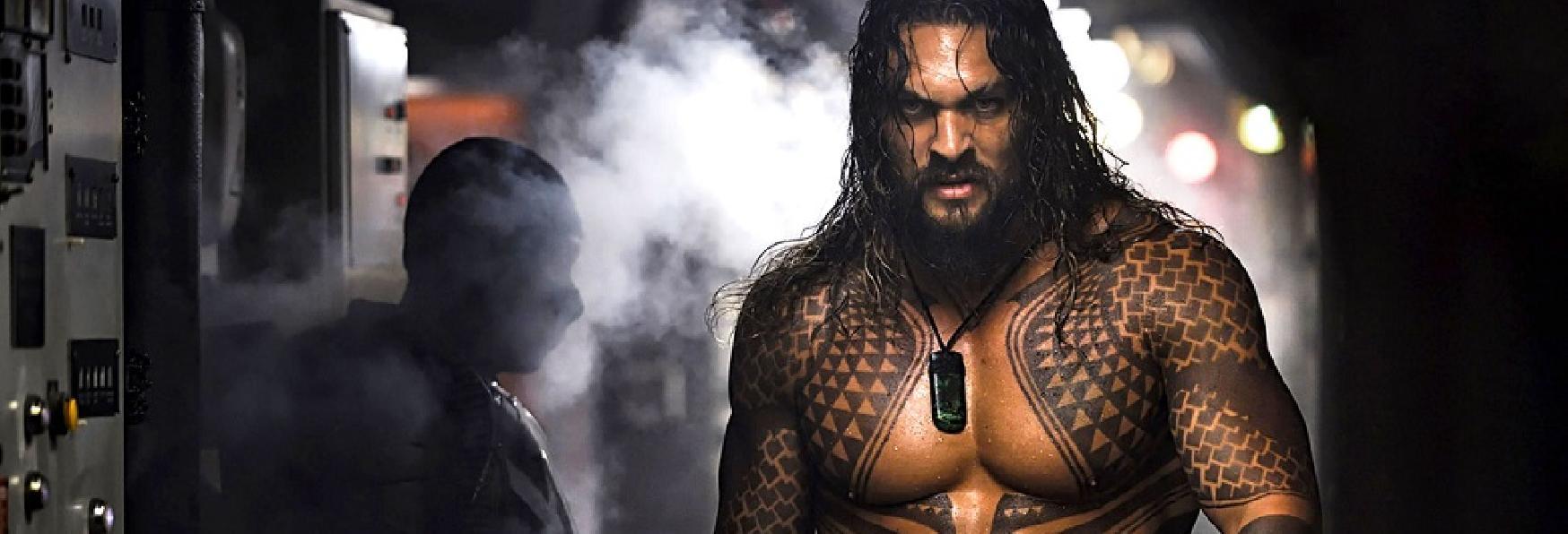 """Jason Momoa (Game of Thrones) taglia la Barba che lo """"rendeva"""" Khal Drogo"""