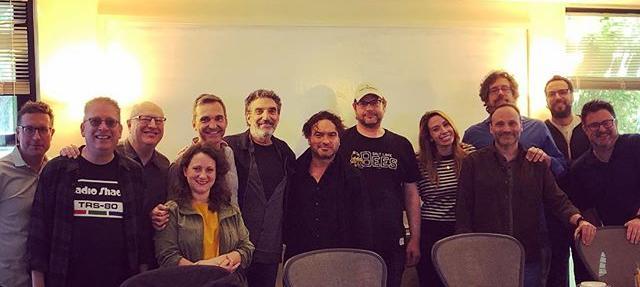 The Big Bang Theory 12: la Lavagna degli Scrittori è per la Prima Volta Tristemente Bianca