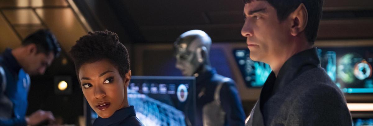 Ethan Peck di Star Trek: Discovery parla della Battaglia Finale di Spock e della 3� Stagione