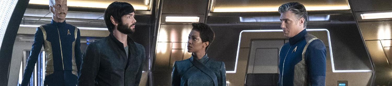 Ethan Peck di Star Trek: Discovery parla della Battaglia Finale di Spock e delle Trame dello Show