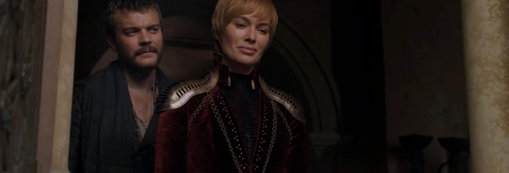 Game of Thrones: il Teaser Trailer dell'Episodio 8x04, in onda il Prossimo Lunedì