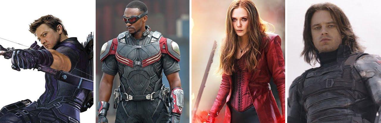 Disney +: News sulla lunghezza delle nuove serie targate Marvel