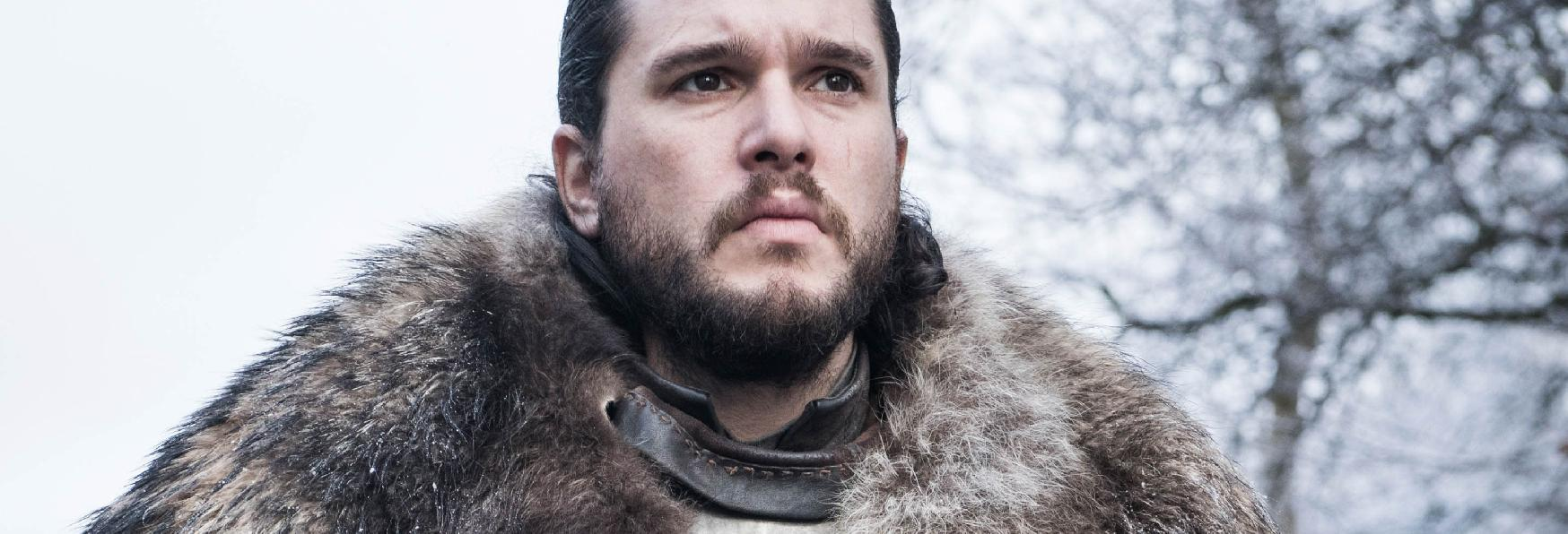 Game of Thrones: l'Episodio 8x04 è uno dei Preferiti di Kit Harington (Jon Snow)