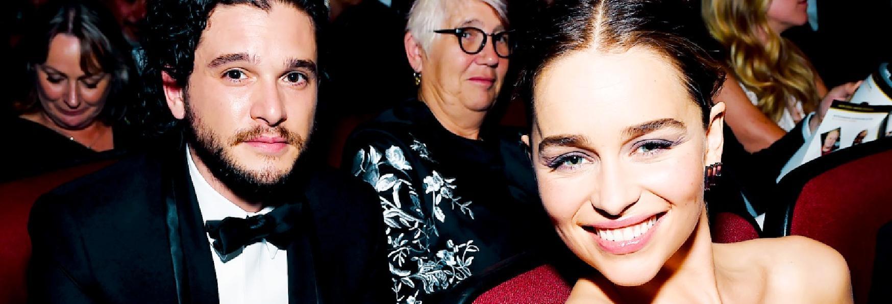 Game of Thrones: le ultime Puntate sono Incredibili, parola di Kit Harington e di Emilia Clarke