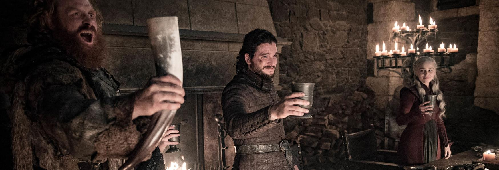 Game of Thrones: in una Scena è comparso per Errore un Bicchiere di Starbucks