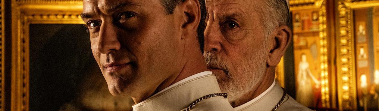 The New Pope: Marylin Manson e Sharon Stone saranno presenti nella Serie TV Sequel