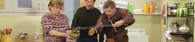Trasmessa una Fantastica Parodia di Full House con Jaime Lannister