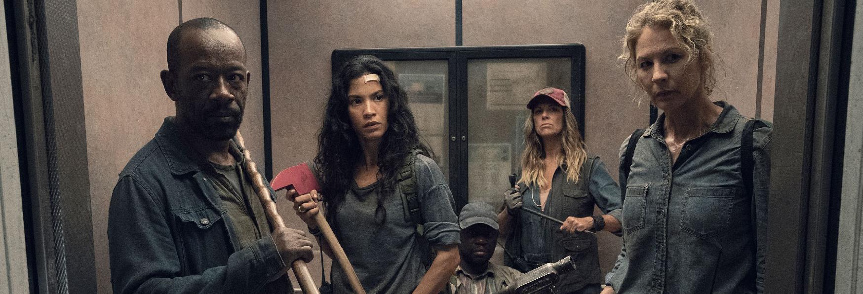 Fear the Walking Dead: rilasciata la Nuova Featurette della Quinta Stagione