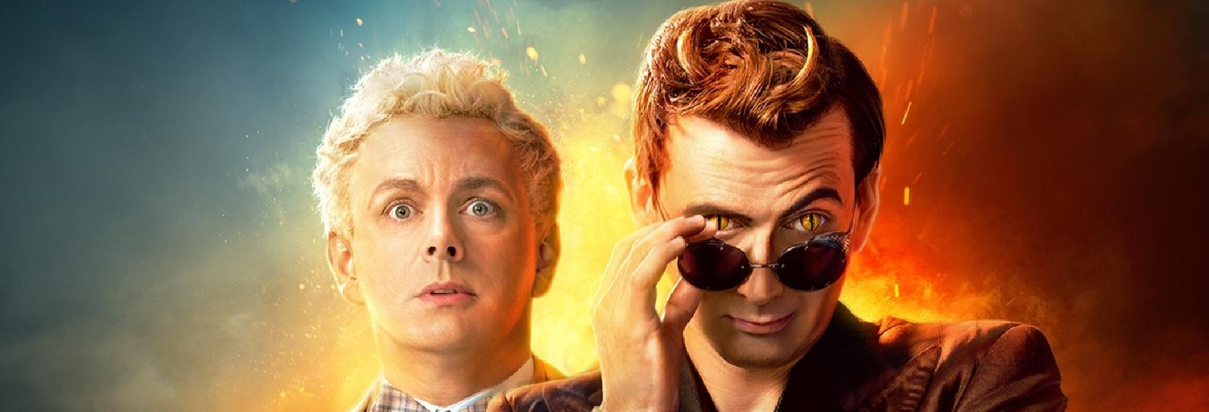 Good Omens: David Tennant rivela che troveremo un Easter Egg di Doctor Who nella Serie