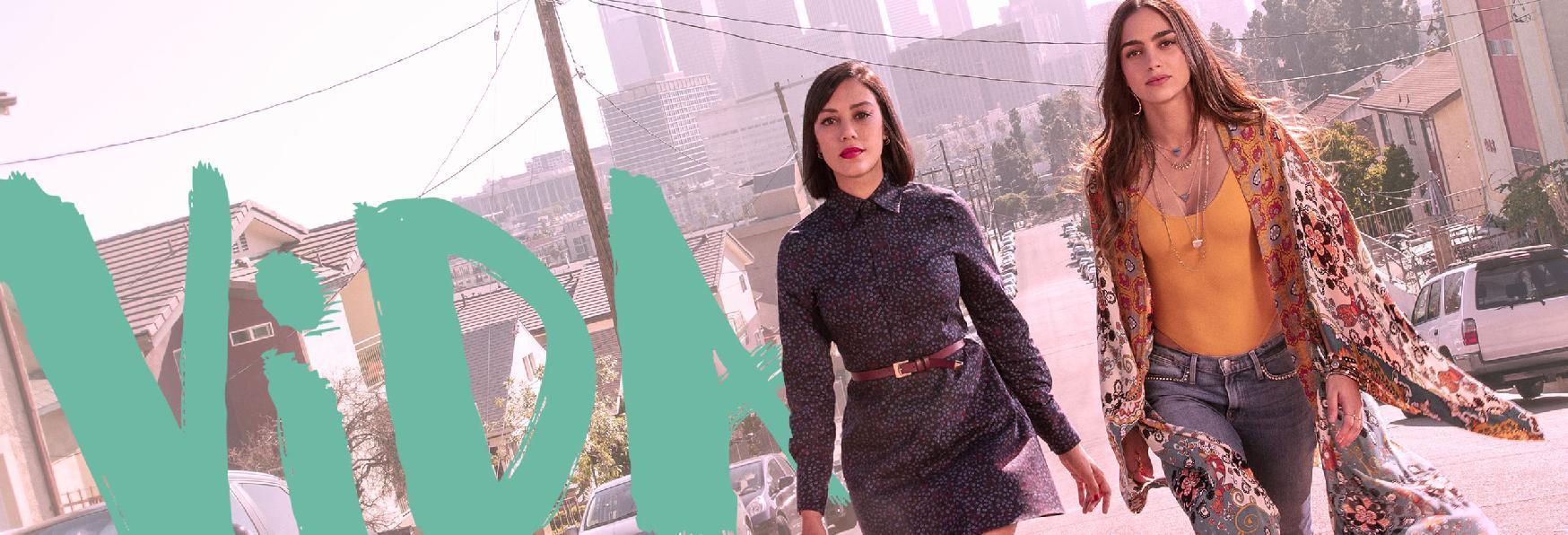 Vida: la Serie TV prodotta da Starz viene Rinnovata per una 3° Stagione