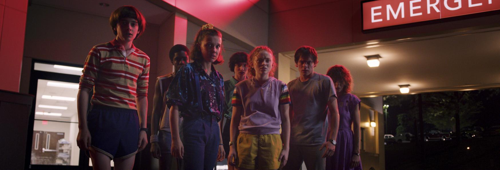 Stranger Things: il Poster rilasciato da Netflix e le Informazioni Note della 3° Stagione