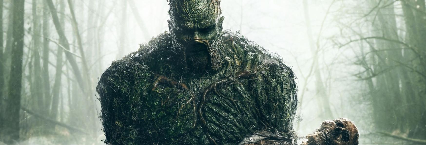 Swamp Thing: le Motivazioni della recente Cancellazione della Serie TV DC Universe