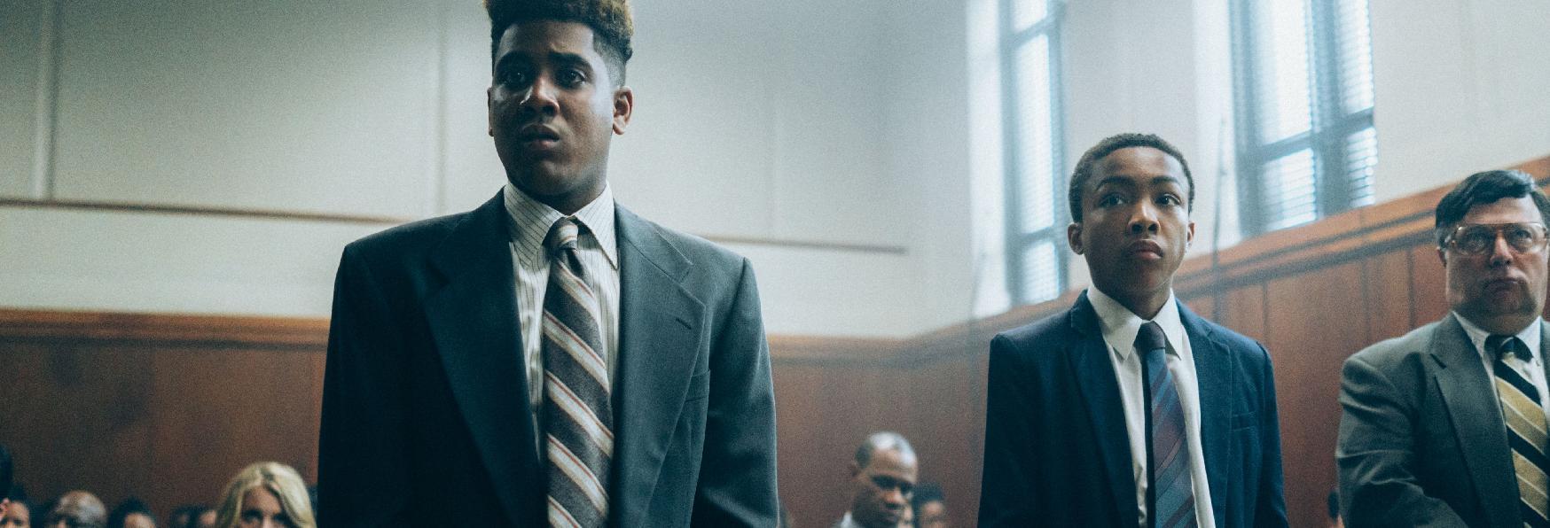 When They See Us sorpassa Lucifer nella classifica USA delle serie più viste su Netflix